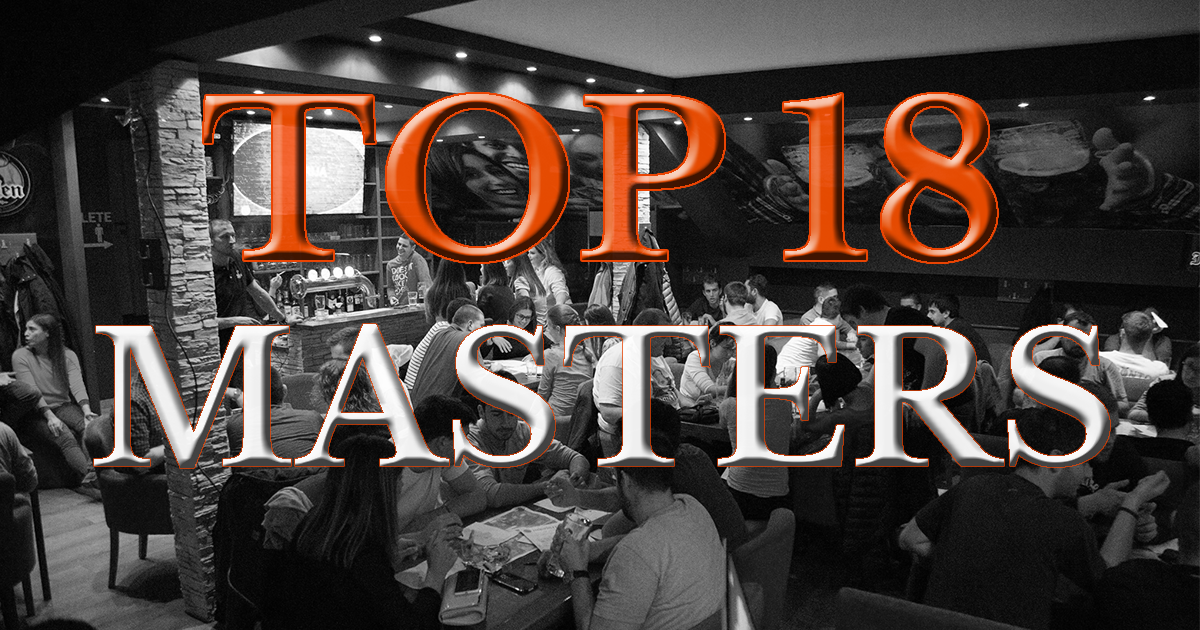 TOP 18 MASTERS